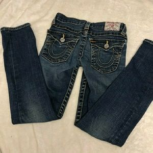 Girls True Religion julie Jeans